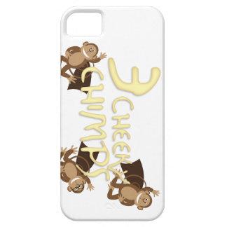 3 Cheeky Chimps Merchandise iPhone SE/5/5s Case