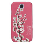 3 Cherry Blossom (rose pink) Galaxy S4 Covers
