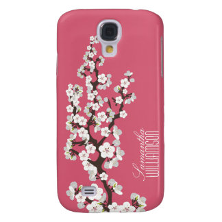 3 Cherry Blossom (rose pink) Samsung Galaxy S4 Cover