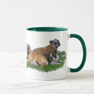 3 Cherubs Mug