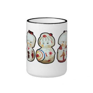 3 China Dolls Mug