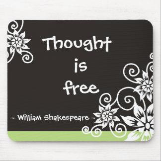 3 citas famosas de la palabra - cita de William Sh Tapetes De Raton