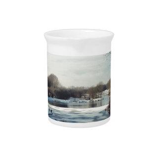 3 congelados jarra para bebida