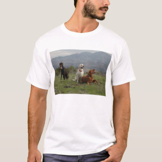 3 Crazy Puppies at Briones T-Shirt