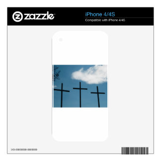 3 Crosses Skins For The iPhone 4S