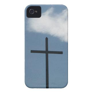 3 cruces iPhone 4 Case-Mate cobertura