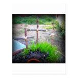 3 cruces tarjeta postal