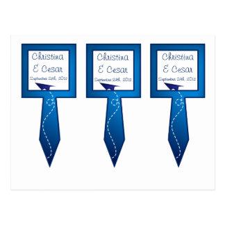 3 Cup Cake Picks Paper Plane Flying Blue loops blu Postcard
