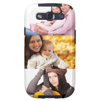 3 Custom Pictures Samsung Galaxy S3 Case