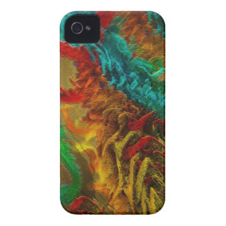 3-D abstract iphone case