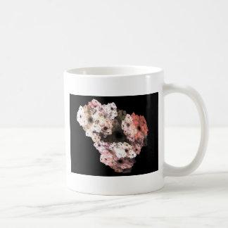 3-D Floral Fractal Art Coffee Mug