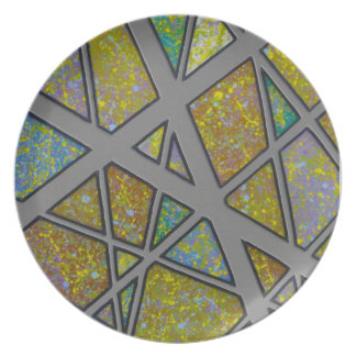3-D Geometric Plate