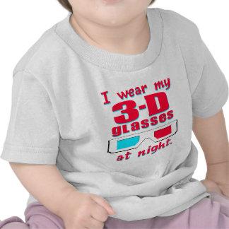 3-D Glasses Tee Shirt