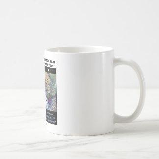 3-D Patagonia, Argentina Coffee Mug