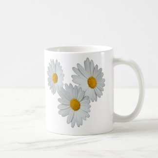 3 Daisies Mug