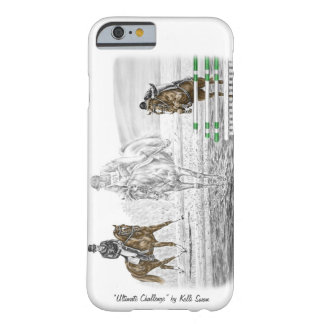 3-Day Eventing Horses Combined Training Barely There iPhone 6 Case