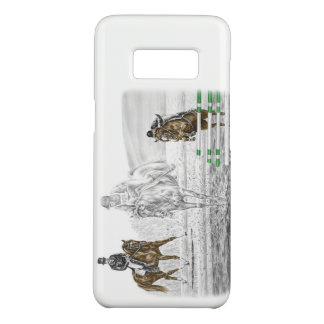 3-Day Eventing Horses Combined Training Case-Mate Samsung Galaxy S8 Case