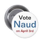 3 de abril Pin de Naud del voto