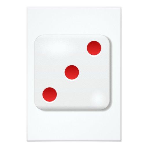 3 dice roll