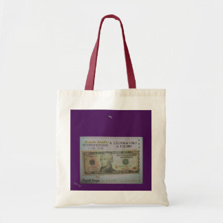 $!3 dollar Grocery Shopping  Tote  Carrying Bag,