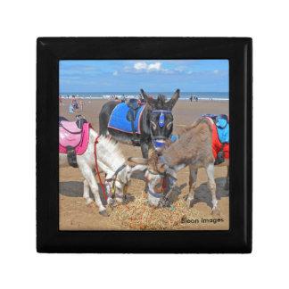 3 Donkeys Jewelry Box