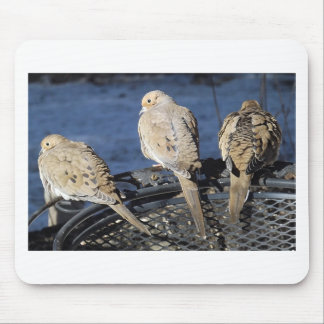 3 Doves Mouse Pad