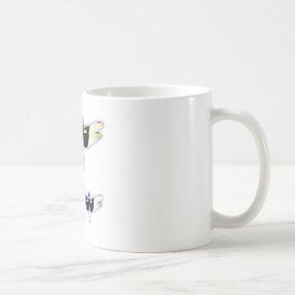 3 dragonflies coffee mug
