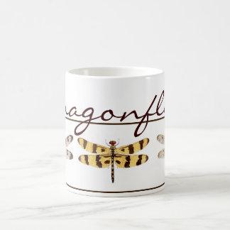 3 Dragonflies Mug