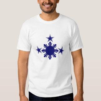 3 estrellas y un azul de Sun Playeras