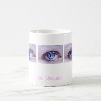 3 eye mug, Noel Hernandez Coffee Mug