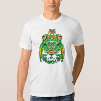 3 Eyed Frog T Shirt