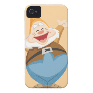 3 felices iPhone 4 Case-Mate protectores