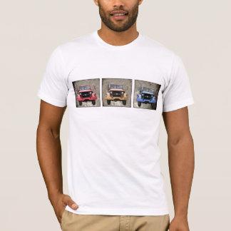 3 Fire Truck T-Shirt