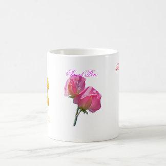 3 Flower Morphing Mug