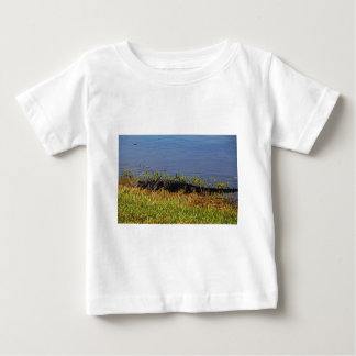 3 Gator in the Preserve Baby T-Shirt