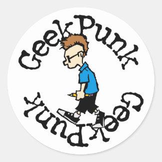 """3"""" GeekPunk Sticker I"""