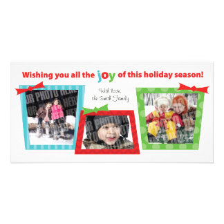 3 Gift Photocard Personalized Photo Card