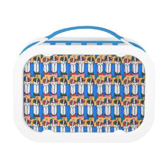 3 glasses (2016) lunch box