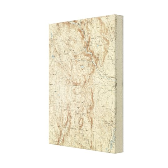 3 Granville sheet Canvas Print