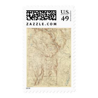 3 Granville sheet Postage Stamp
