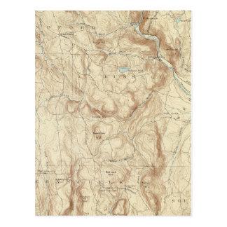 3 Granville sheet Postcard