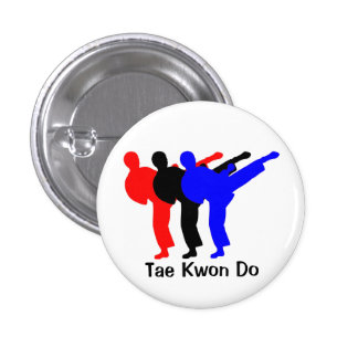 3 Guys TKD Button