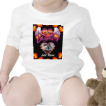 3 Hearts Angel Wings Be My Valentine sign. Shirt