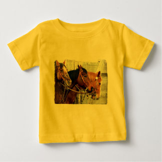 3 Horse Heads Shirt