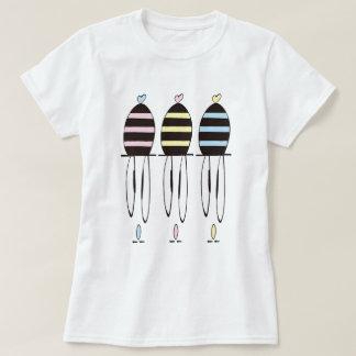 3 human companions T-Shirt