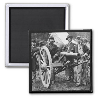 3 inch Ord Rifle Cannon - Civil War Magnet