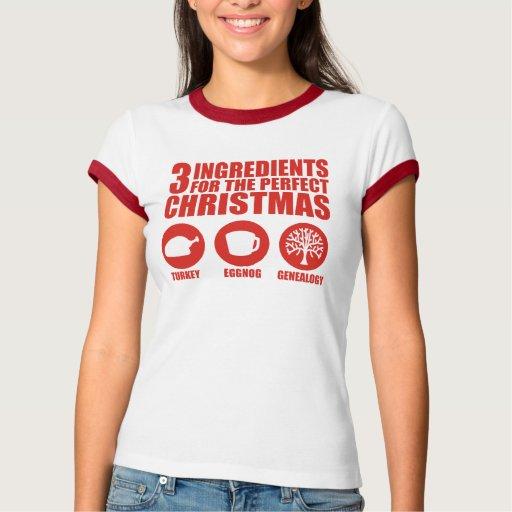 3 ingredientes camisas