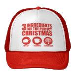 3 Ingredients Hats