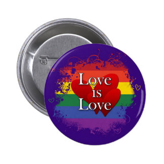 <3 is <3 pinback button
