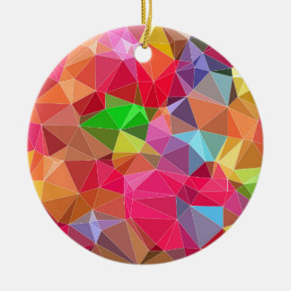 3.jpg polivinílico bajo adorno navideño redondo de cerámica